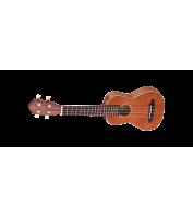 Vasakukäeline sopran ukulele Ortega RU10L