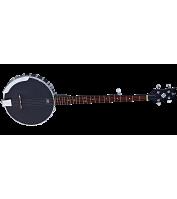 Elektroakustiline 5-keelne bandžo (banjo) Ortega OBJE250OP-SBK