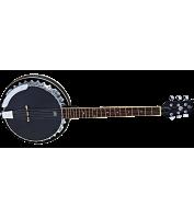 Elektroakustiline 6-keelne bandžo (banjo) Ortega OBJE350/6-SBK