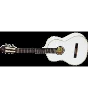 Left-handed classical guitar Ortega R121LWH