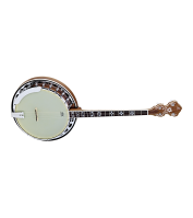 4-keelne bandžo (banjo) Ortega OBJ550WTE-SNT
