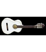 3/4 guitar Ortega R121-3/4WH