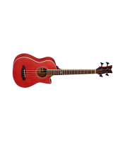 Acoustic Bass Guitar Ortega D-WALKER-RD