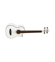 Acoustic Bass Guitar Ortega D-WALKER-WH
