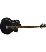 Acoustic Bass Guitar Ortega D1-5-BK