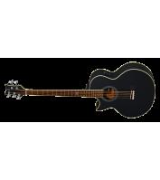 Acoustic Bass Guitar Ortega D1-5LE-BK