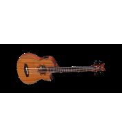 Electro acoustic bass ukulele Ortega PM-SHAMAN