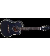 Elektroakustiline kitarr Ortega RCE138-4BK