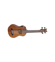 Acoustic bass guitar Ortega LIZZY-BSFL-GB