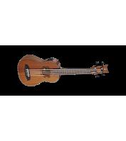 4-keelne elektroakustiline basskitarr Ortega LIZZY-BSFL-GB