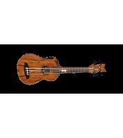 Acoustic Bass Guitar Ortega LIZARD-BS-GB