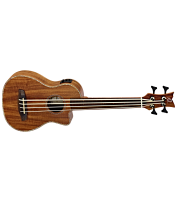Acoustic Bass Guitar Ortega CAIMAN-FL-GB