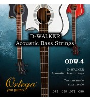Acoustic bass guitar strings Ortega ODW-4