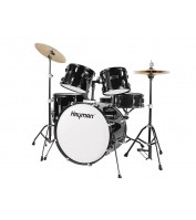 Hayman HM-100-BK Start Series 5-piece drum kit