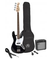SX SB1SK-BK basskitarri komplekt