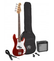 SX SB2SK-CAR electric bass pack
