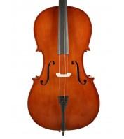 Leonardo LC-1018 Basic series cello outfit 1/8