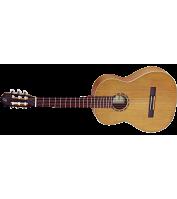 Left-handed classical guitar Ortega R122L