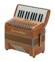 Accordion Serenellini 262