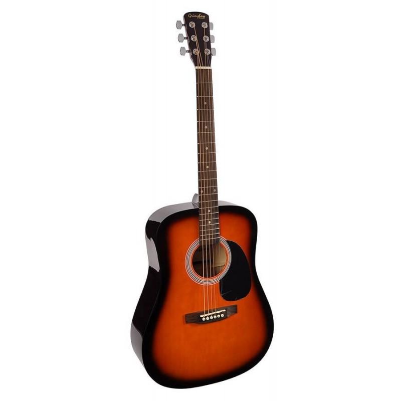 5d13295a874 Akustiline kitarr Grimshaw GSD-60-SB