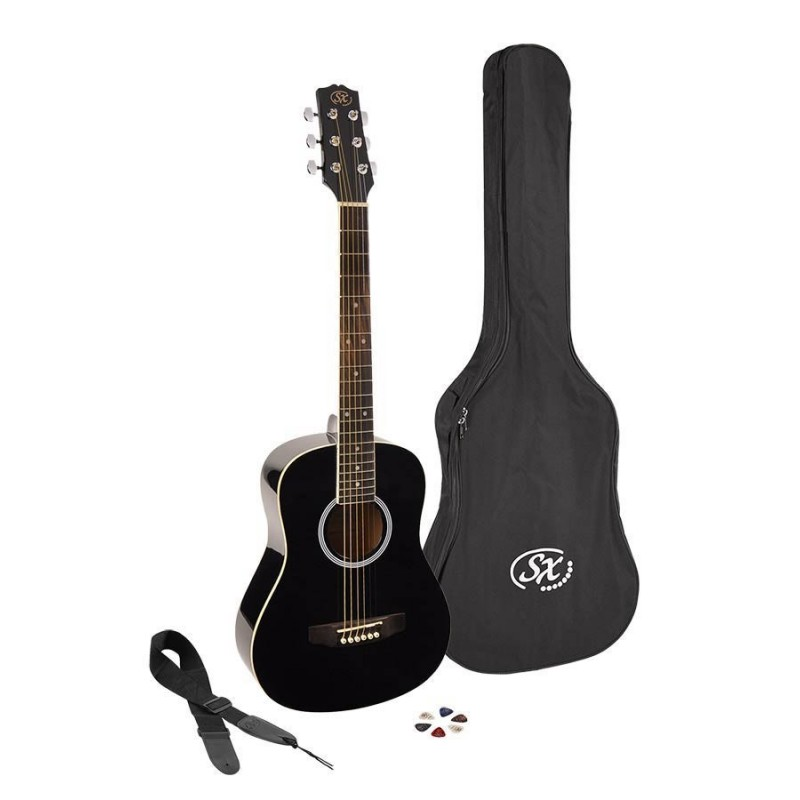 ab4956d8100 SX akustiline kitarr SM1-34/LBK