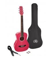 SX acoustic guitar 3/4 scale SM1-34/LRD