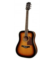 Acoustic guitar Richwood RD-16-SB