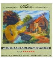 Kitarri keelte komplekt klassikalisele kitarrile.