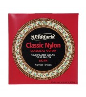 D'Addario EJ27N - strings set for classical guitar.