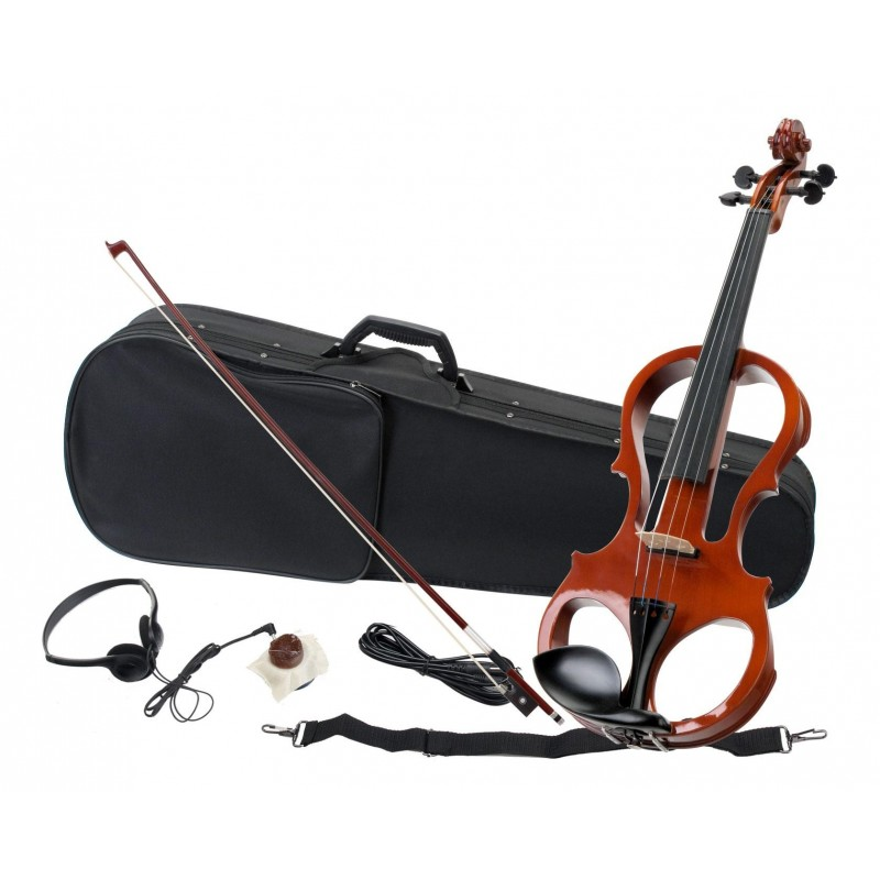 E-Violin Complete Set with Headphones