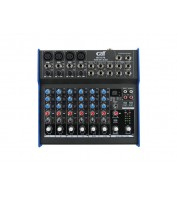 Gatt MX-8-FX Audio mixing console 8 channels