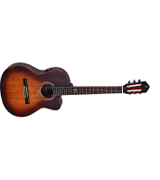 Elektroakustiline klassikaline kitarr Ortega DSSUITE-C/E