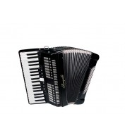 Serenelli accordion 80 basses Y-8037-BK