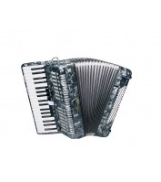 Serenelli accordion 80 basses Y-8037-G