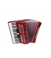 Serenelli accordion 80 basses Y-8037-R