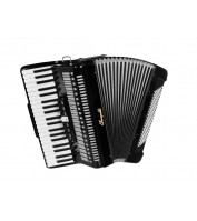 Serenelli accordion 120 basses Y-120/3-BK