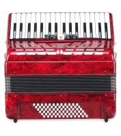 72 bassi akordion Classic Cantabile