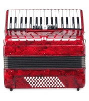 Classic Cantabile 72 Bass Accordion