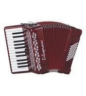48 bassi akordion E Soprani 428 KK