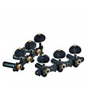 Tuning machines Ortega OTMDLX-BKBK