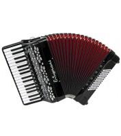 72 bassi akordion E Soprani 744 KK