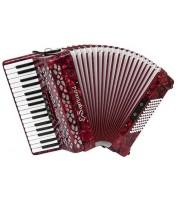 72 bassi akordion E Soprani 737 KK