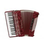 96 bassi akordion E Soprani 964 KC