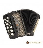 Accordion Scandalli Cromo VI