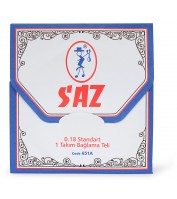Saz String Set