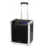 Pronomic PPA10M Battery powered speaker 50 Watt