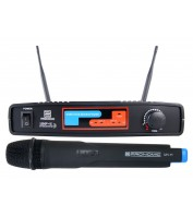 Pronomic UHF-11 Hand wireless microphone set K8 864,35 MHz