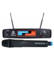 Pronomic UHF-11 juhtmevaba mikrofoni komplekt K8 864,35 MHz
