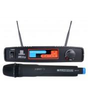 Pronomic UHF 11 juhtmevaba mikrofoni komplekt K9 827.5 MHz
