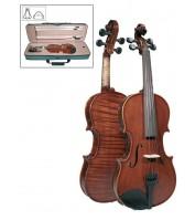 LV-2018 Leonardo Student series violin 1/8